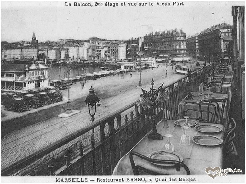 Le quai des belges - Restaurant le vieux port marseille ...