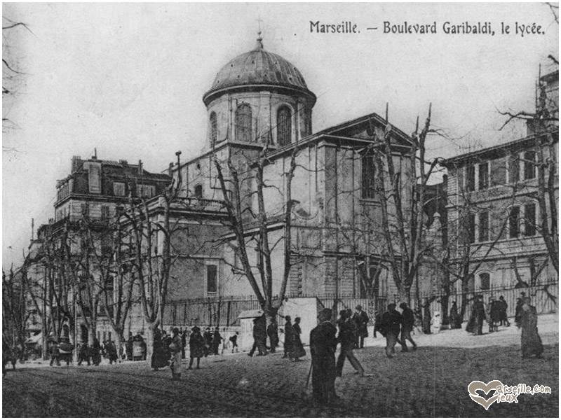 Le Boulevard Garibaldi